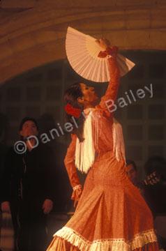 Flamenco Dancer, Andalucia, Spain, fine art, photo