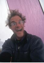 Dan Bailey self portrait